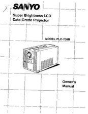 Buy Sanyo PLC-5600E-02 Manual by download #174696