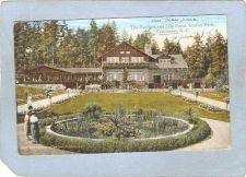 Buy CAN Vancouver Postcard The Pavilion & Lily Pond Stanley Park can_box1~153