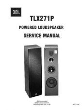 Buy INFINITY TLX-400 Service Manual by download #151692