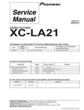 Buy PIONEER R2413 Service Data by download #149610