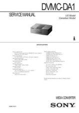 Buy MODEL DVMCDA1 Service Information by download #124084