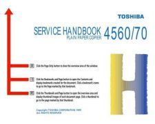 Buy Toshiba 4560SH Service Manual by download #139231