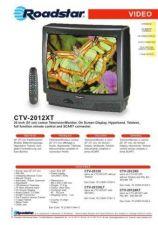 Buy ROADSTAR CTV-2012XT by download #128016