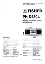 Buy FISHER PH-D580L Manual by download Mauritron #185115