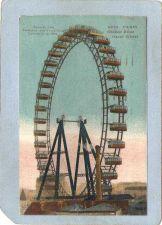 Buy FRA Paris Amusement Park Postcard Grande Rone Great Wheel top_box1~491