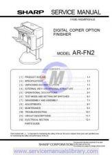 Buy Sharp ARFN4 PG GB-JP Manual by download #179620