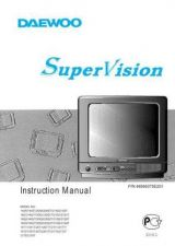 Buy Daewoo IM 14A5 (E) Service Manual by download #160761