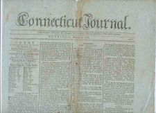 Buy CT New Haven Newspaper Title: Connecticut Journal Date: Mar-22-1798~20