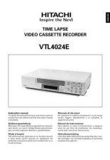 Buy Hitachi VTM112EUK EN Manual by download #171074
