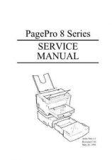 Buy Minolta PP8 SM Service Schematics by download #138306