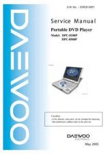Buy Daewoo OSPC740001 Manual by download #168705