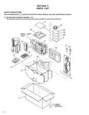 Buy JVC GR-SXM347UM PART TECHNICAL DATA by download #130966