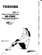 Buy Toshiba M759 Manual by download #172184