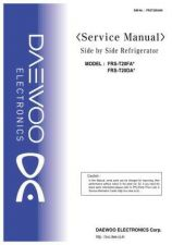 Buy Daewoo FRST20DA00 Service Manual by download #160691