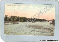 Buy CT Middletown Postcard View Of willow Island & Connecticut River ct_box3~1326