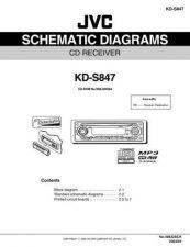 Buy JVC 49832SCH Service Schematics by download #121479