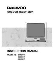 Buy Daewoo IM 14C4N (E) Service Manual by download #160773