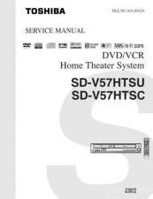 Buy TOSHIBA SD2200 Service Schematics by download #160354