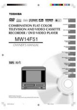 Buy Toshiba MW20FN1 R MW24FN1 R MW27FN1 R OWNMAN 2 Manual by download #172246