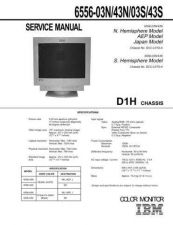 Buy IBM 6556-03N 43N 03S 43SJ Manual by download Mauritron #186240