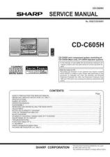 Buy SHARP CD-C401H CDC-1409 by download #157908