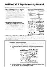 Buy Yamaha DM2000V2E4 Operating Guide by download Mauritron #204555