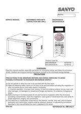 Buy Sanyo EM-C1100UK Manual by download #174250