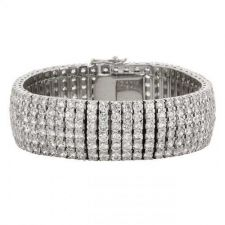 Buy Cz Elegance Formal Bracelet