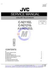 Buy Sharp AV-N21202 C-N21102 C-N21210 Manual by download #179729
