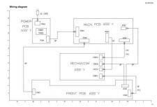 Buy JVC XLR910 sch Service Manual by download #156686