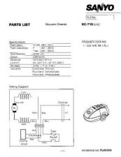 Buy Sanyo SC180 PL2110049 Manual by download #175190