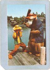 Buy FL Orlando Amusement Park Postcard Walt Disney World I'm Gonna Knock Your ~274