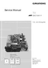Buy Grundig CUC7301F. Service Manual by download #153900