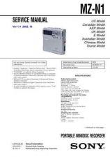 Buy SONY MZ-E44 U-MANUAL ENFR by download #128936