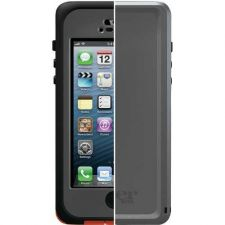 Buy Otterbox Iphone 5 And 5s Armor Series Case (electric Orange)