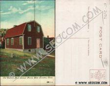 Buy CT New London Postcard Old Nathan Hale School House ct_box4~2076