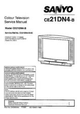 Buy Sanyo CE21DN4-B-0 Manual by download #171489