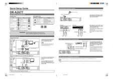 Buy Funai DR-A2677 E68C4ED QSG EN 0327 Owners User Guide Operating by download #1619