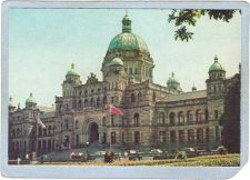 Buy CAN Victoria Postcard Parliament Buildings can_box1~191