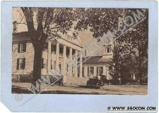 Buy CT Cornwall Rumsey Hall School w/Old Cars ct_box1~458