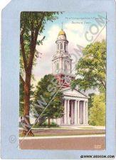 Buy CT Danbury First Congregational Church Street Scene ct_box1~500