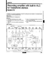 Buy MODEL BA3641 Service Information by download #123710