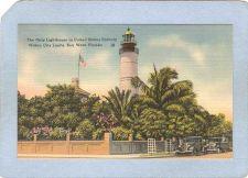 Buy FL Key West Lighthouse Postcard Key West Lighthouse lighthouse_box1~130