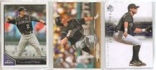 Buy 2008 Upper Deck Base Set Series 2 #482 Troy Tulowitzki