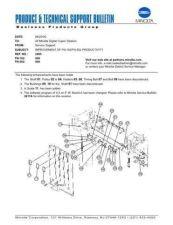 Buy Minolta IMPROVEMENT OF FN 102 FN 5 Service Schematics by download #137279