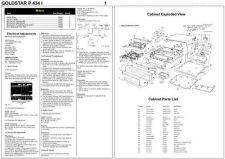 Buy GOLDSTAR P434I Schematics plus by download #150868