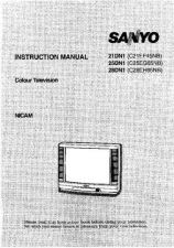 Buy Sanyo 21DN1 Manual by download #172607