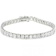 Buy Clear Cz Tennis Bracelet