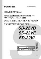 Buy Toshiba SD3805 OWNMAN Manual by download #172347