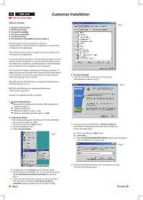 Buy Philips LG Panel CUSTOMAX INSTALLATION P16-17 Service Schematics by download #15